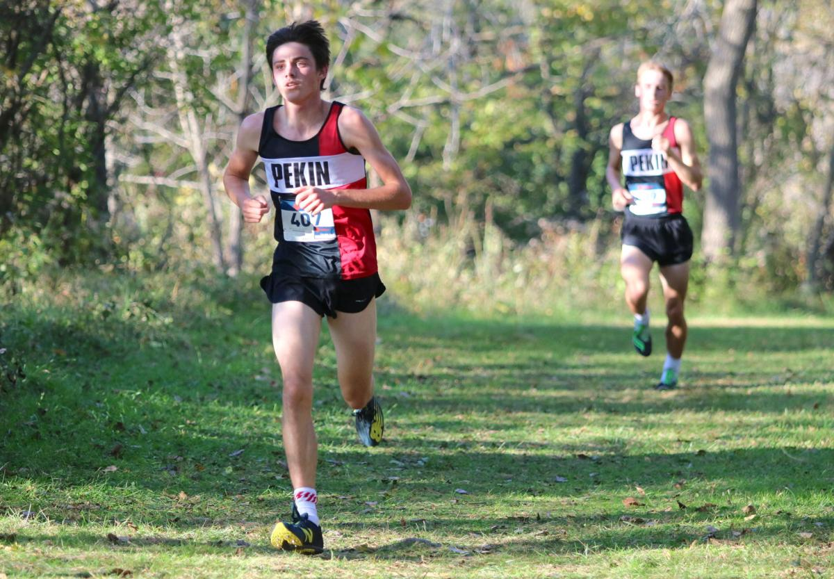 Prep cross-country: Panthers sweep SEISC titles