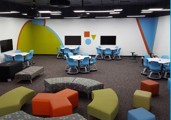 Classroom Design Of The Future ~ Classroom of the future unveiled local news