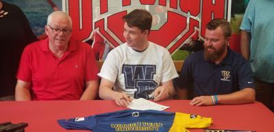 Dawson Greene signs with William Penn