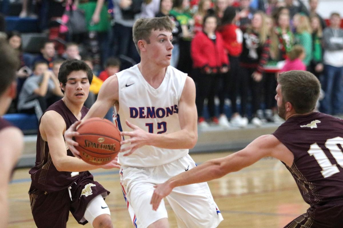 Boys basketball: Long run helps Albia roll past Davis County
