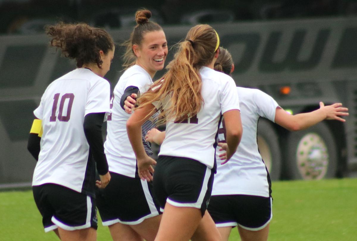 Women's soccer: Meyer's late goal keys Warriors' rally