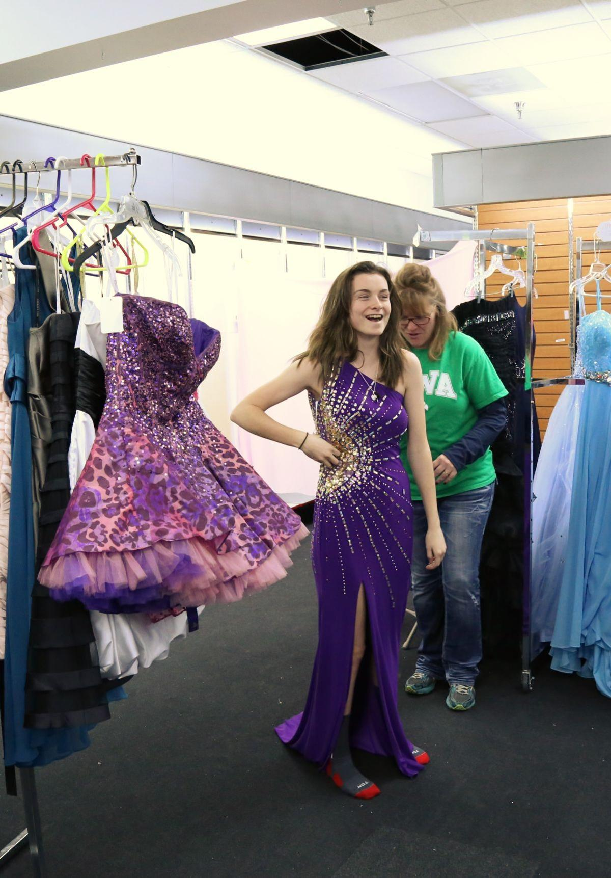 No girl left behind mentality creates prom charity | News ...
