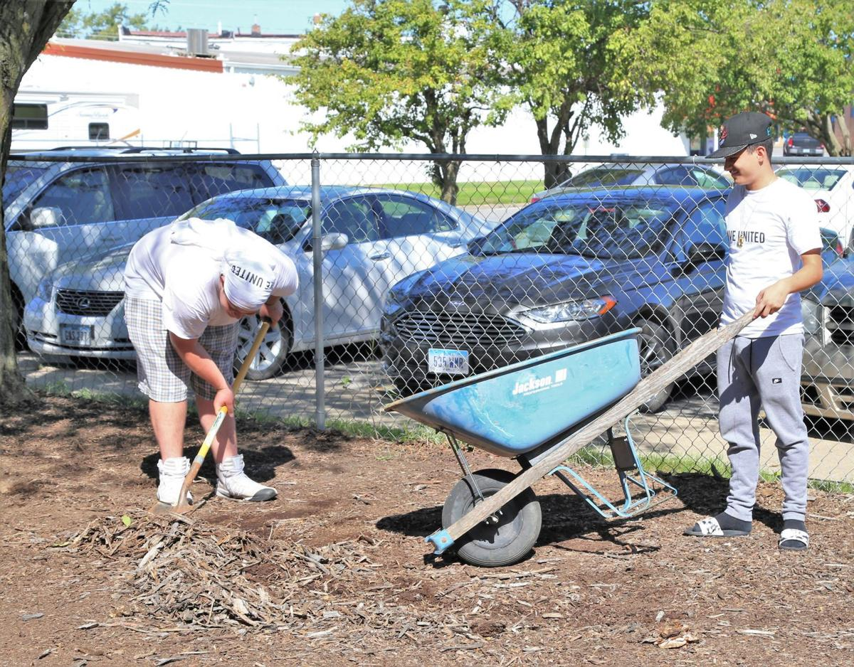 Day of Caring file photo