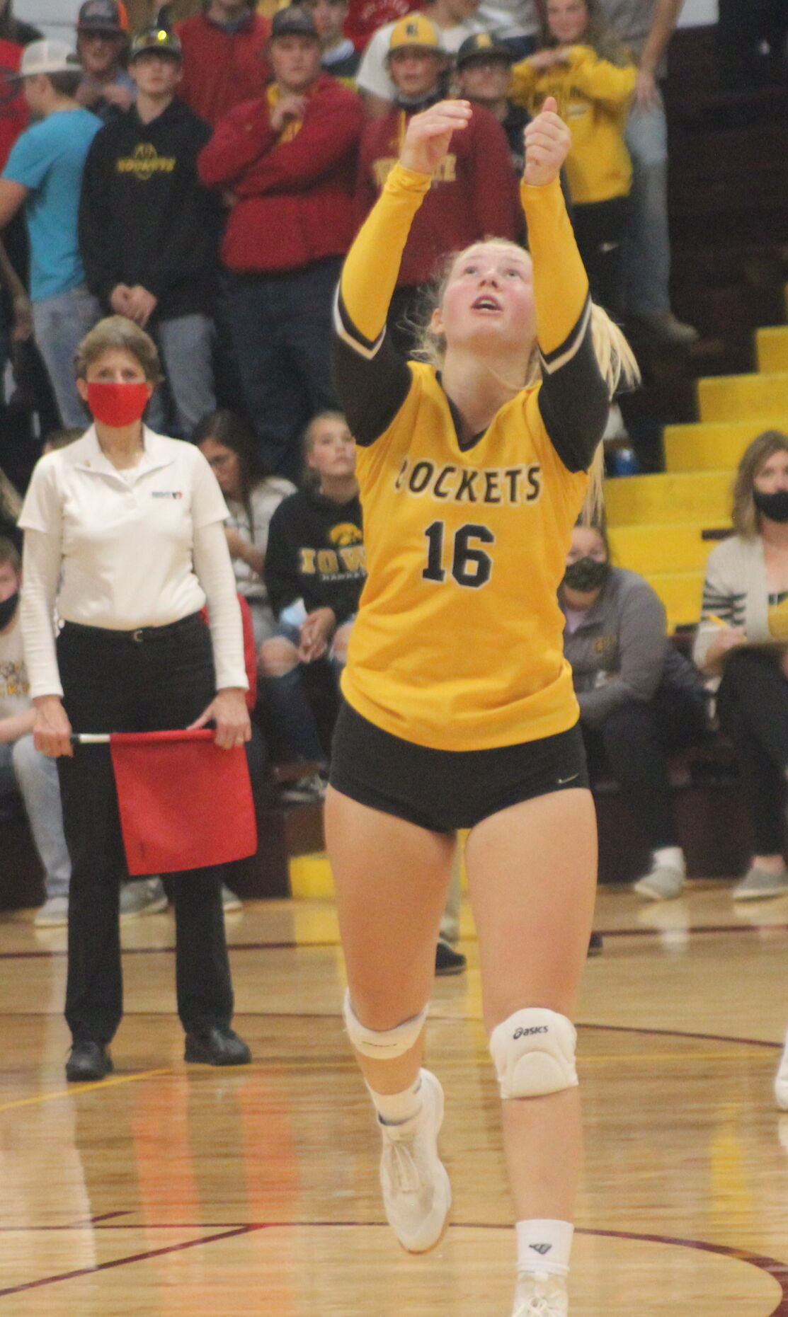 Davis earns all district honors