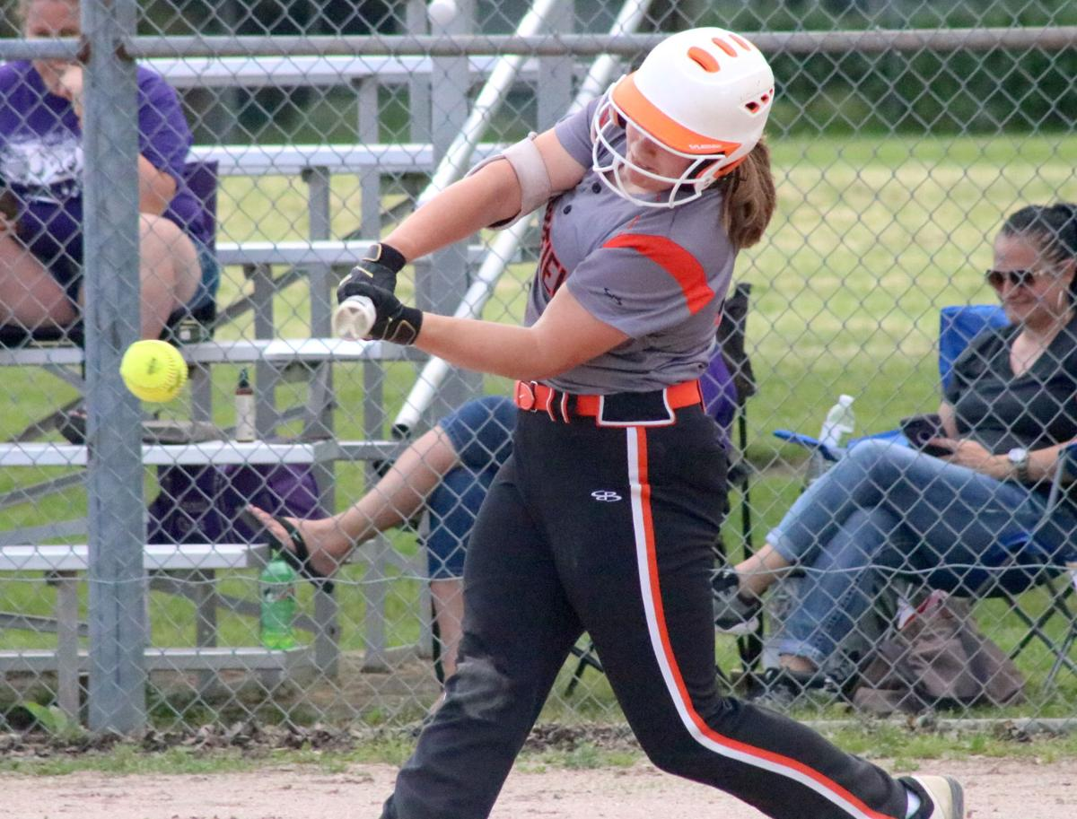 Prep softball: Trojans' youth steps up in sweep of Keokuk
