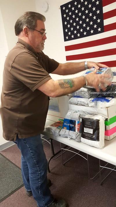 More socks for veterans