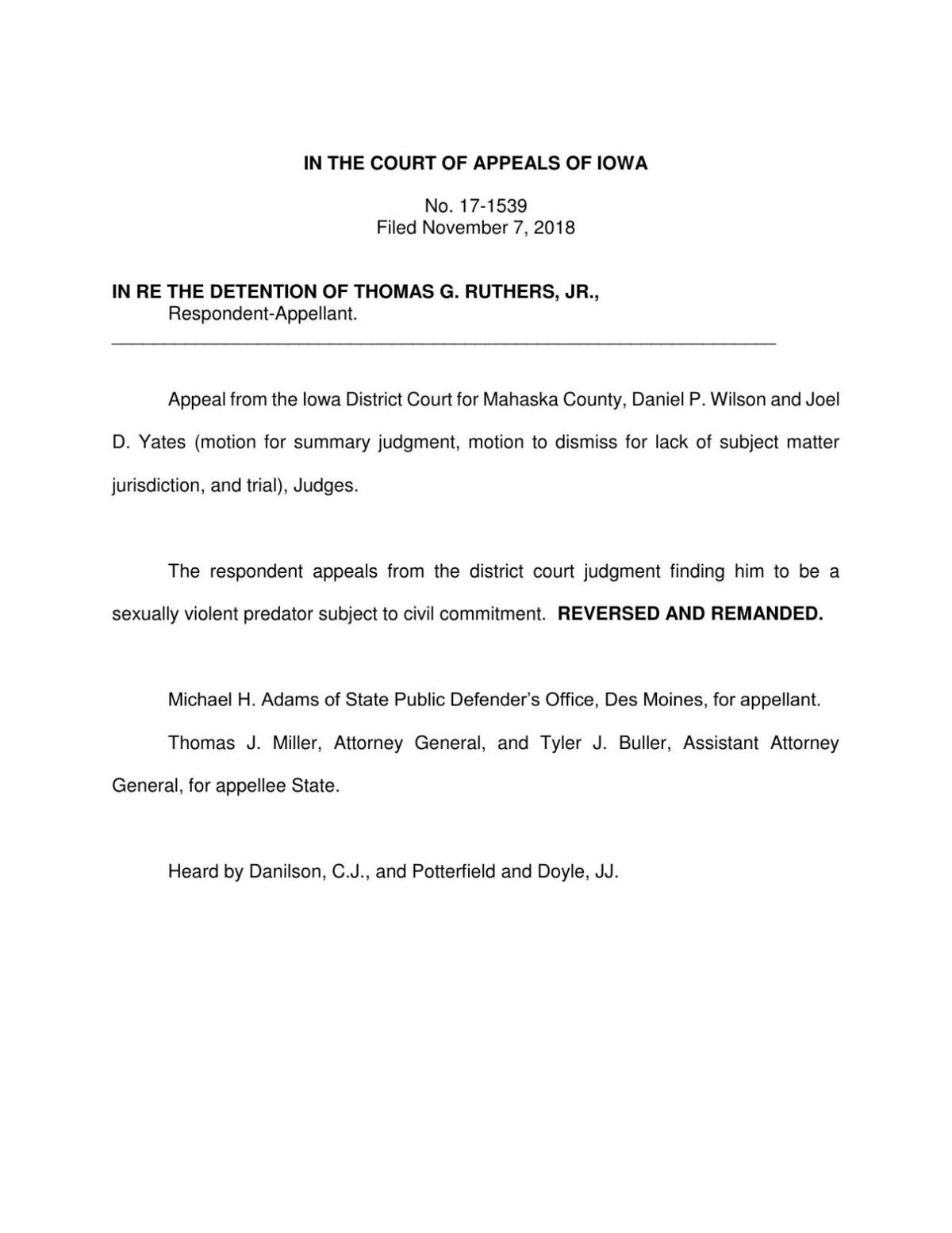 Ruthers court of appeals opinion.pdf