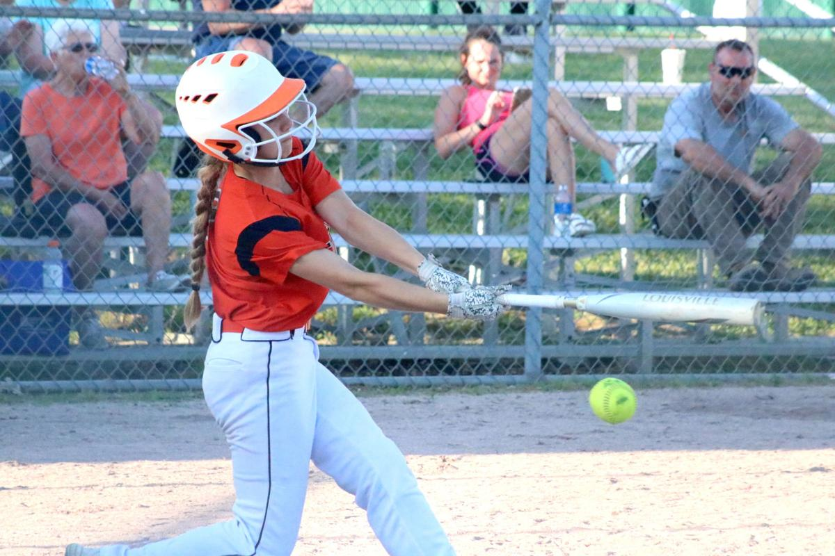 Prep softball: Panthers keep title chase alive