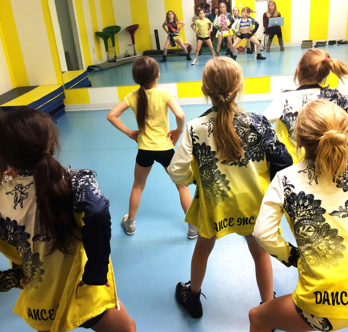Dance team photo1