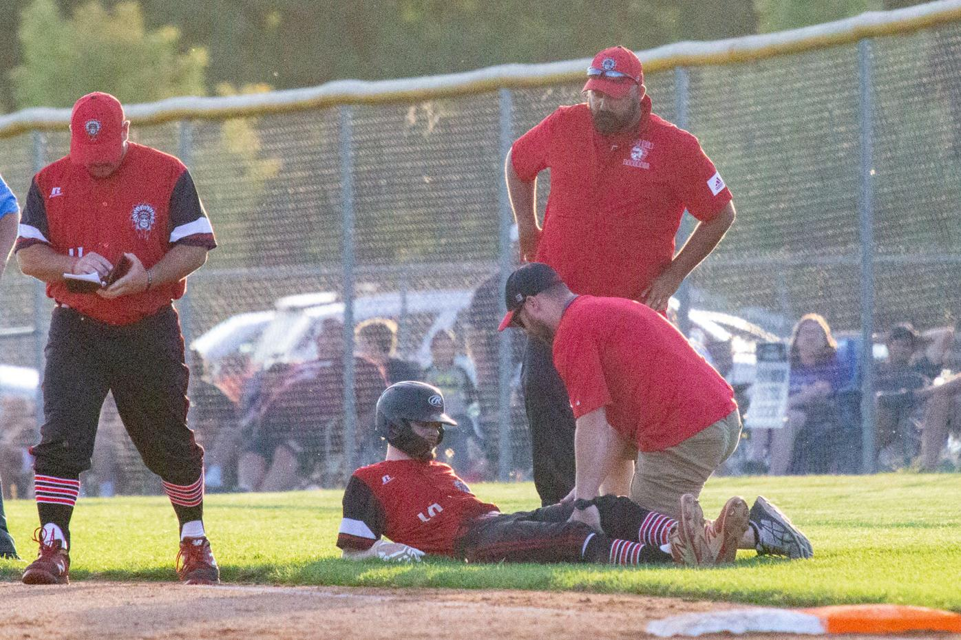Big Reds denied fourth straight trip to state (Main 2-4 column photo)