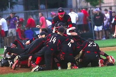 Big Reds return to state baseball tournament