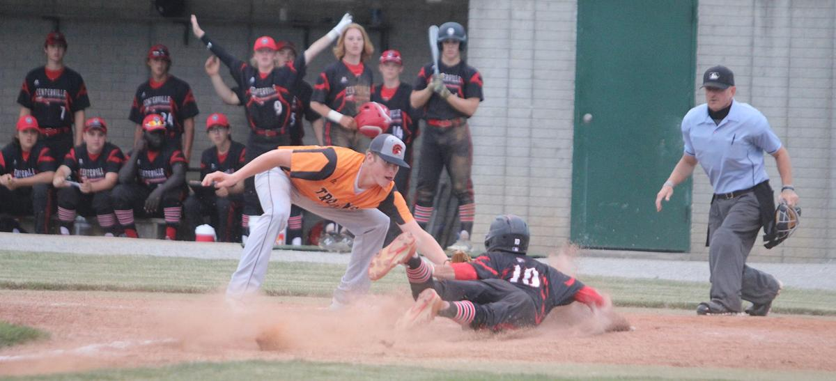 Big Reds return home to shut out Fairfield