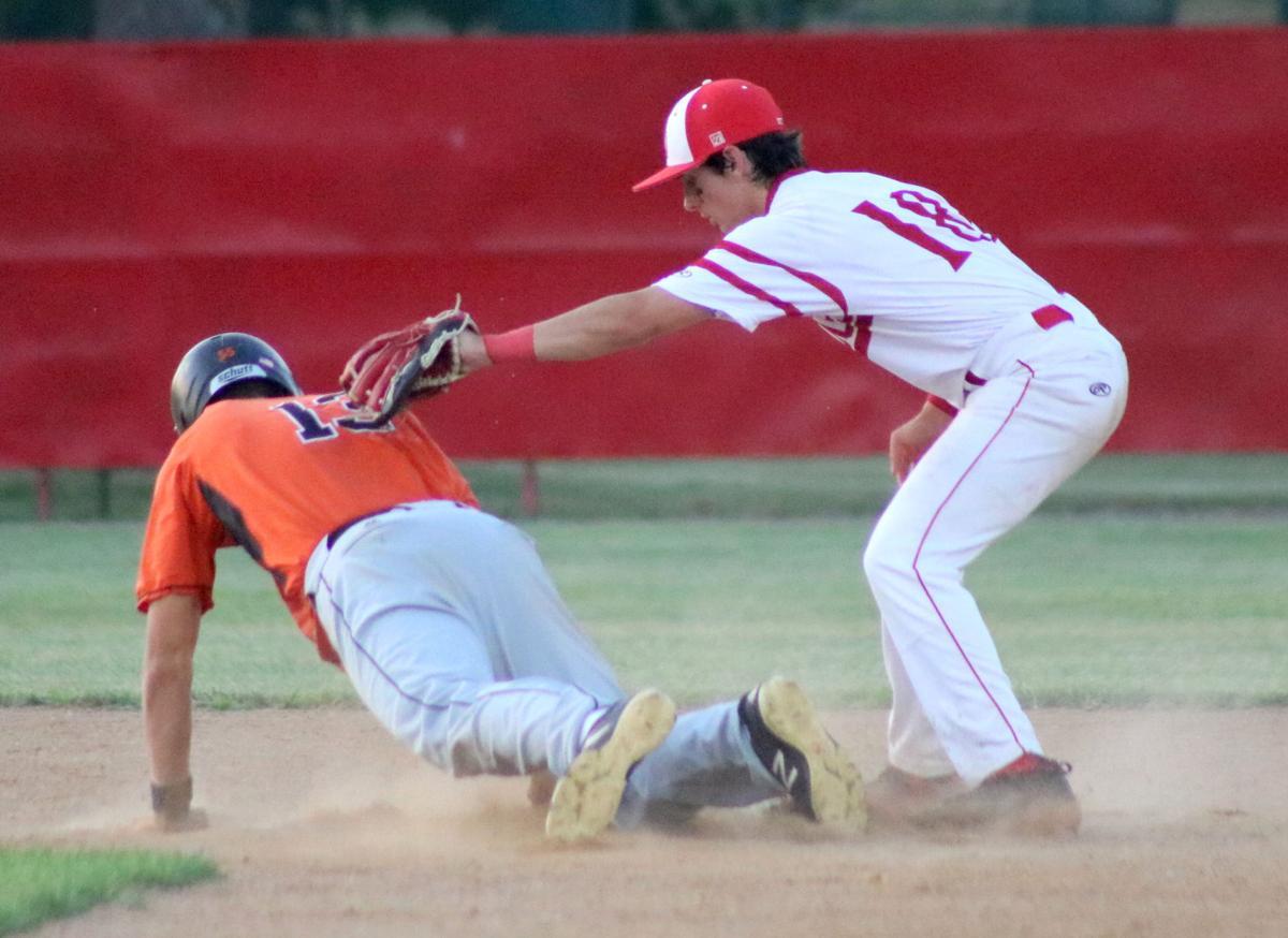 Prep baseball: Tigers end Bulldogs' season