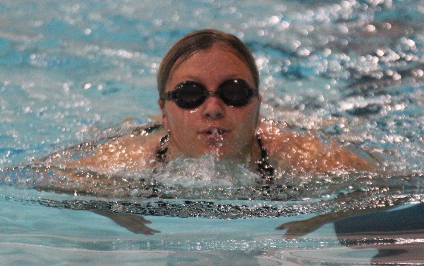 OHS swimmers dive back in