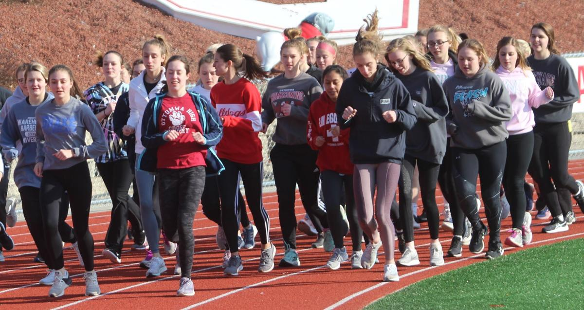 Uncertain future for OHS track season