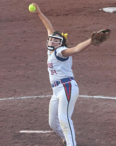Lady Dees fall short in 3A state softball opener