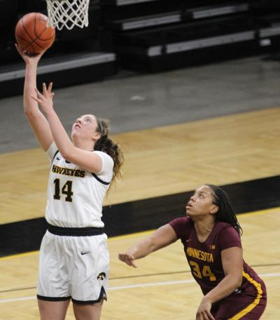 Hawkeyes rally past Golden Gophers