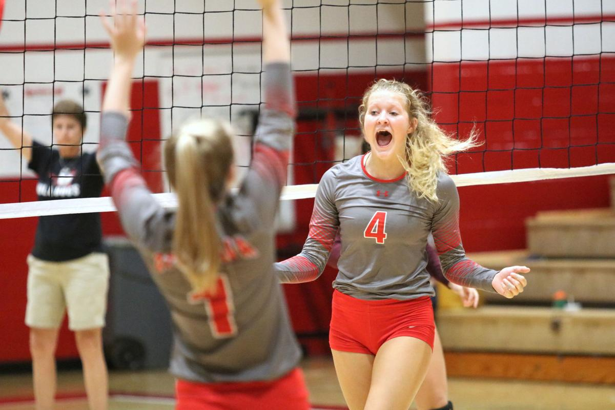 Prep volleyball: Favorable draw puts Warriors on path to state