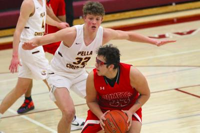 Comets fall to Eagles in district semifinals