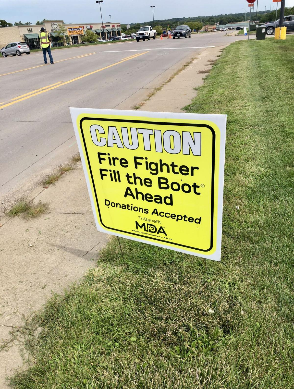 """""""Fill the Boot"""" Campaign"""
