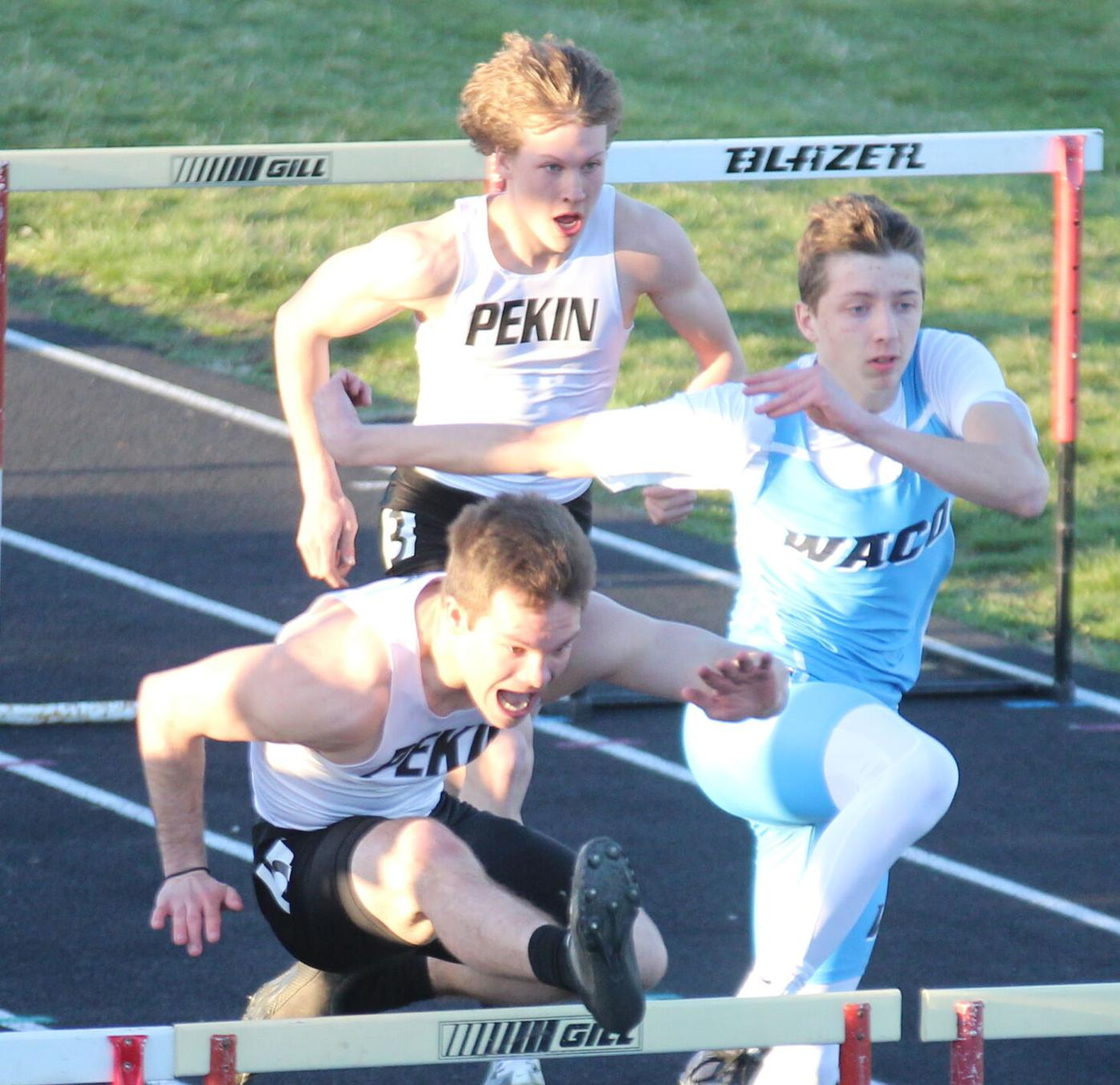 Panthers win Ruritan Relays
