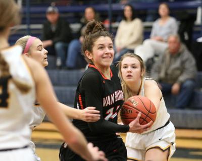 Girls basketball: No. 6 Warriors stomp No. 9 Nikes