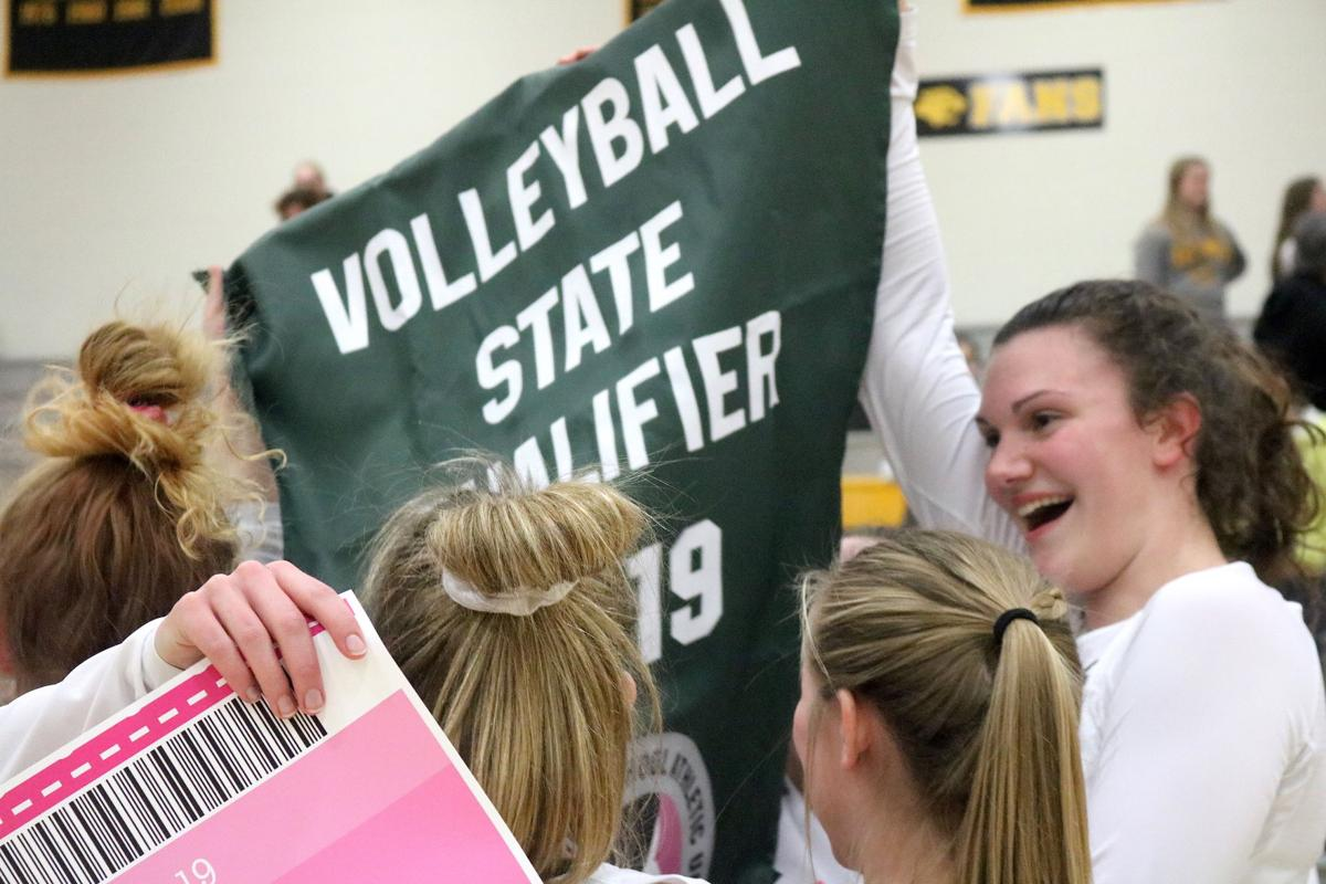 State volleyball: Busy Warriors ready for first step