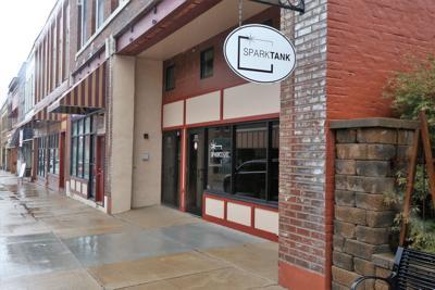 SparkTank on East Main Street