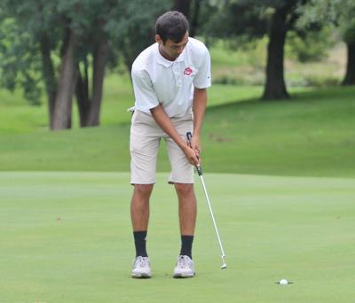 Cedar Creek Golfer
