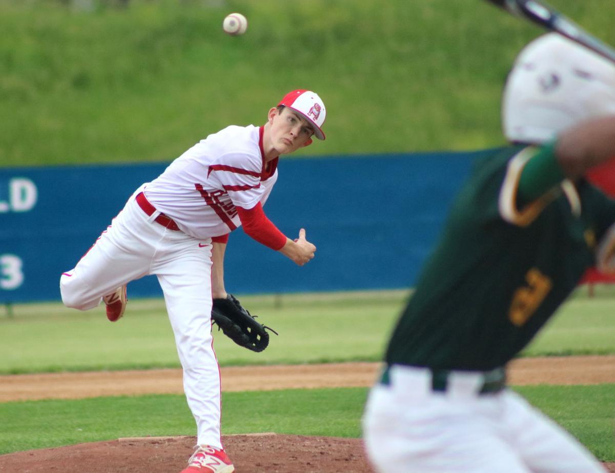 Prep baseball: Grooms, Evans hit spots in sweep of Hoover