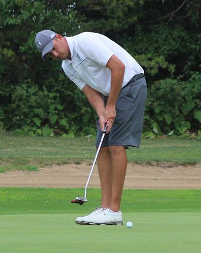 Stewart earns medalist honors at IGA Match Play