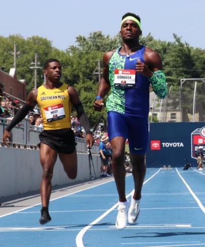 Bednarek advances at U.S. Track and Field championships