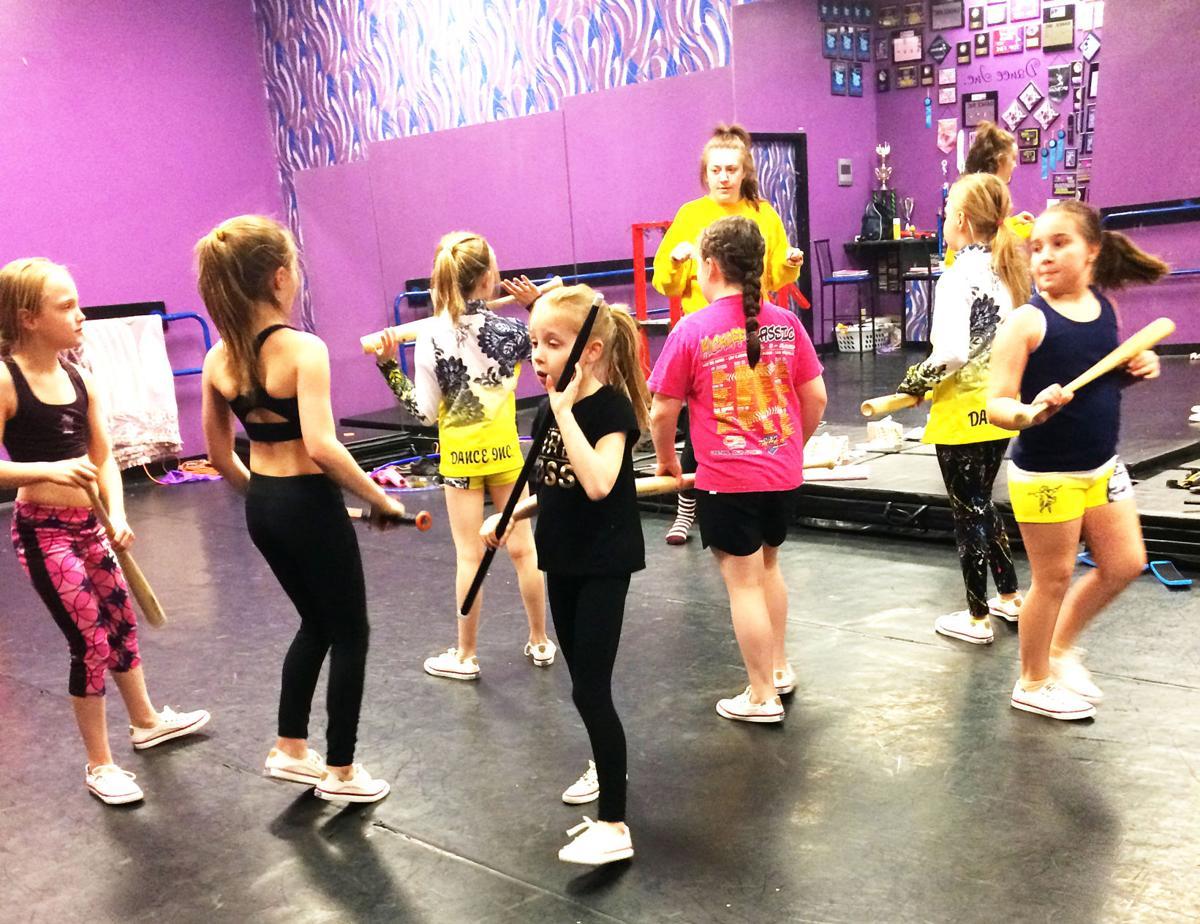 Dance team photo 2