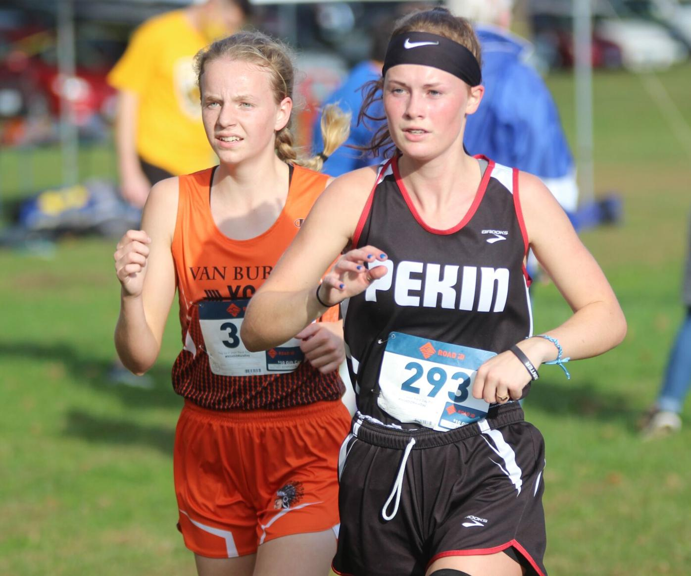 Area runners battle for state berths at Wildwood (Optional 2-4 column photo)