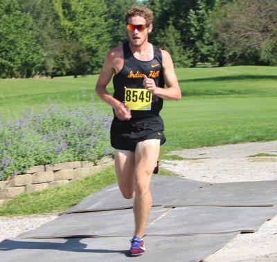 Riley opens season with top-ten finish for IHCC men's cross country team
