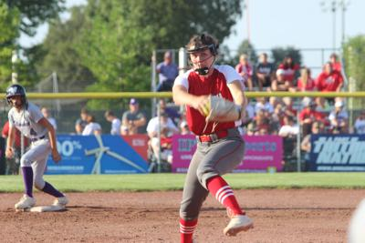 Nickerson earns first-team all-state honors