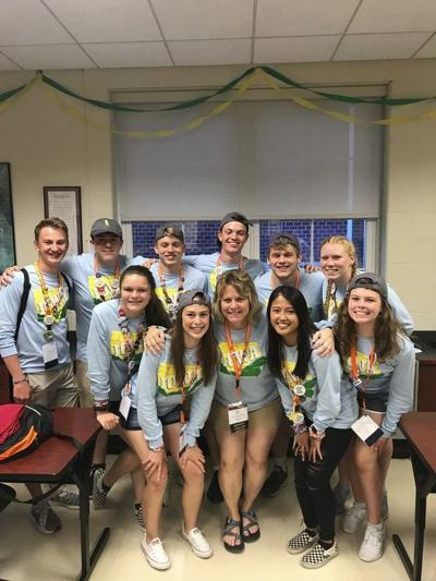 Osky Student Council members take on the National Student Council Conference