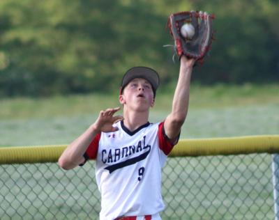 Prep baseball: Hawks swing away against Comets