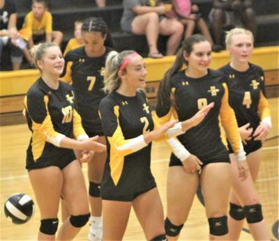 Savages win Homecoming week match