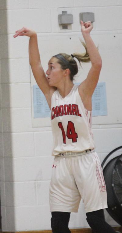 Comets open girls basketball season