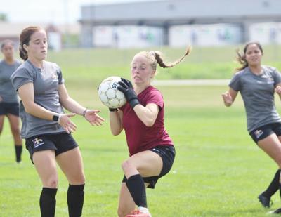 Warrior women prepare for 2019 soccer season