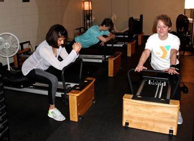 YMCA personal training