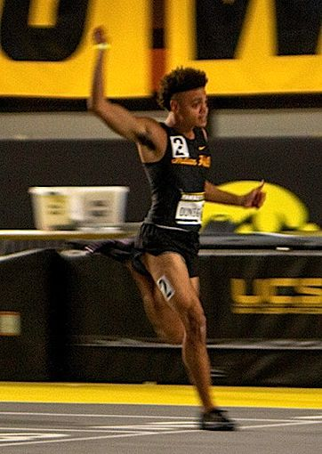 Warriors qualify for national indoor meet (1-3 column secondary photo)