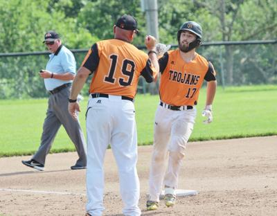 Trojans take share of Southeast Conference title
