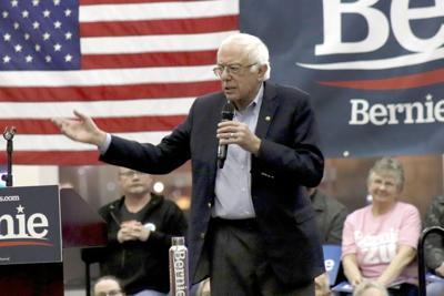 Sanders at Brdige View