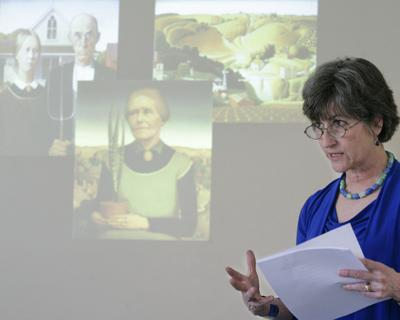 Gothic House opens for lecture series