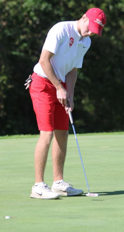 Boys golf: Hammer finishes 19th at state meet