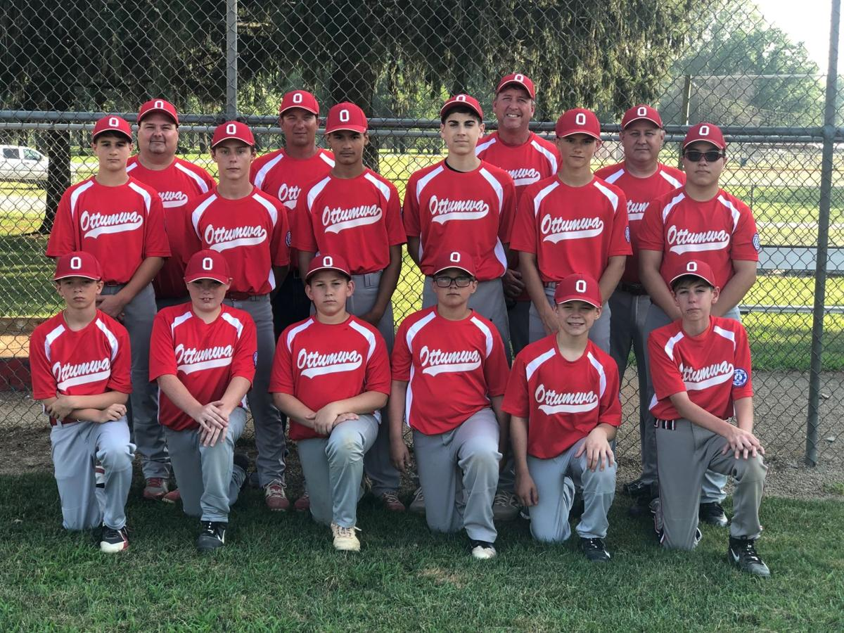 Ottumwa Babe Ruth squads seek state titles