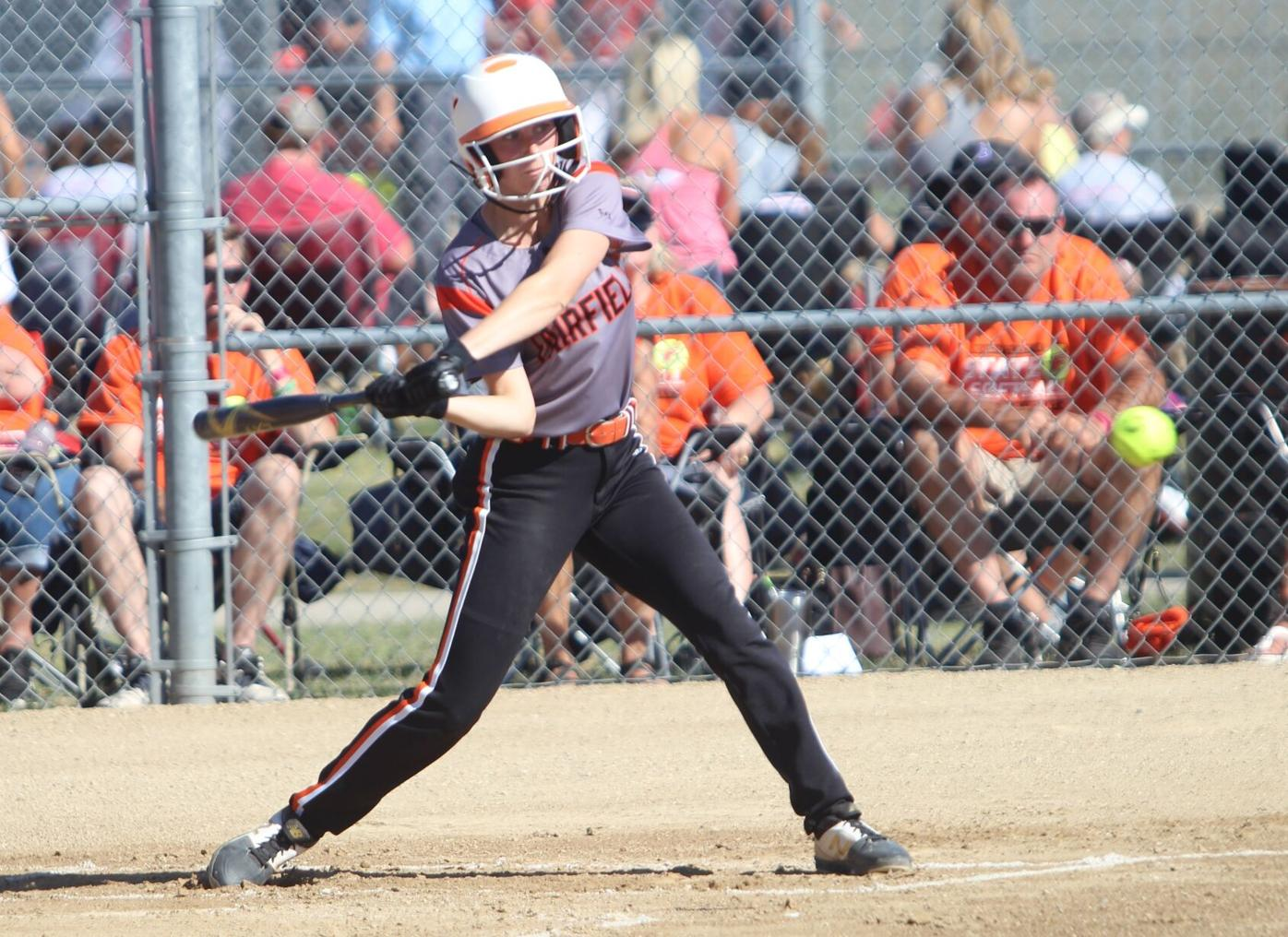 Trojans fall to Fillies at state