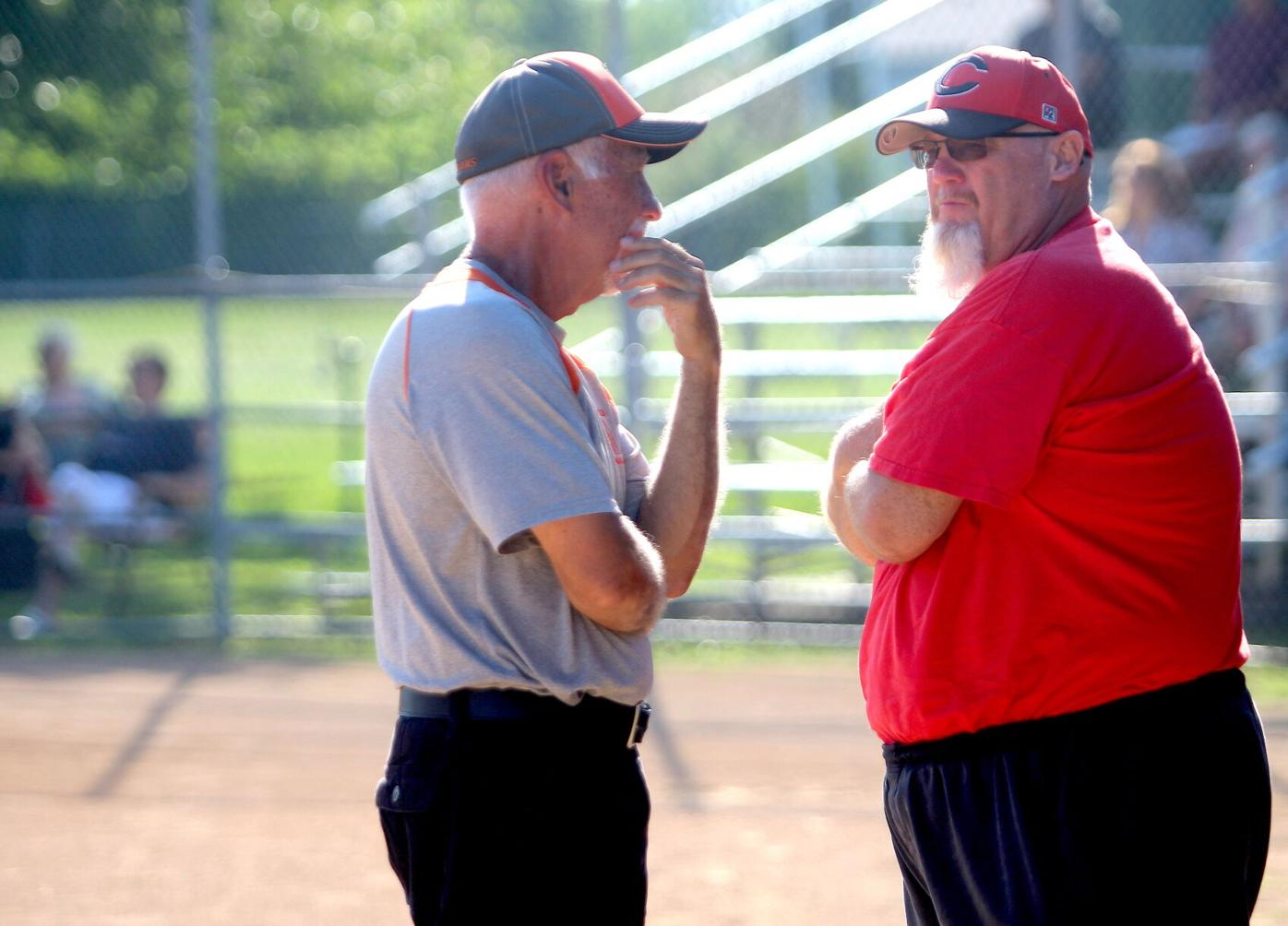 Bradfield named All-Courier softball coach of the year